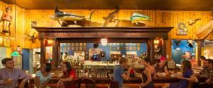 Blueberry Hill main bar