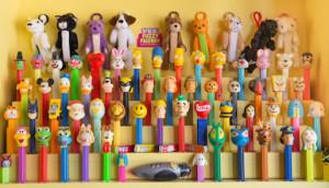 Pez Dispenser Collection