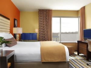 Moonrise Hotel King Room