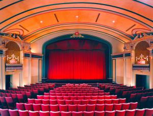 Tivoli Theatre Interior