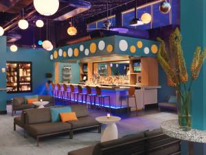 Moonrise Hotel New Moon Room Bar
