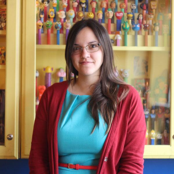 Amanda Beard staff spotlight