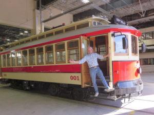Joe Edwards loop trolley