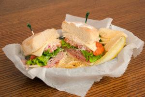 special sandwich
