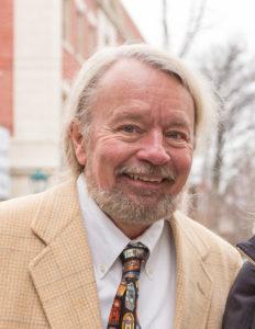 Blueberry Hill Owner Joe Edwards St. Louis Walk of Fame